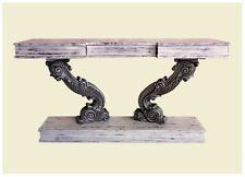Handmade Solid Wood Modern Tables