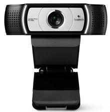 Brand New C930e Logitech 1080p 4x Zoom Webcam 960-000971 wCover *Free Shipping