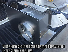 Vent A Hood B100 300 CFM Blower System For Installation In Any Custom Liner