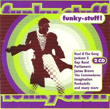 Funky Stuff Kool & the Gang Jackson 5 Gap Band Parliament Funkadelic 2cd