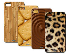 IPM CUSTODIA COVER CASE BISCOTTO CIOCCOLATO LEOPARDO PER BLACKBERRY Z10