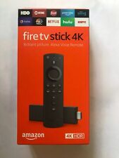 Amazon Fire Stick 4K w/Alexa Voice Remote - Latest Version 2019