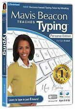 Typing Software in English