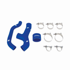 Mishimoto Silicone Intercooler Hoses (Blue) fits Subaru WRX/Forester XT fits ...