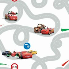 Disney Cars Racetrack Kids Wallpaper
