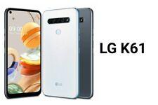 SMARTPHONE LG K61 GREY - WHITE 128GB + 4GB DI RAM ANDROID NUOVO FINO AL 29/10