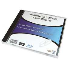 Multimedia Dry Type CD DVD Lens Cleaner Compact Disc Disk - Universal