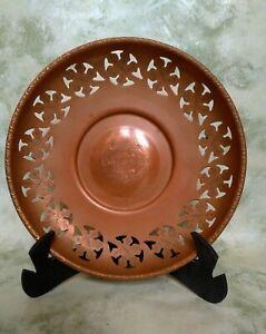 Vintage Edinburgh Copper Plate