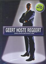Geert Hoste Regeert (DVD)