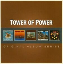 NEW Original Album Series -  Tower Of Power (Audio CD)