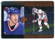 1996-97 Upper Deck Hart Hopefuls Bronze 1 Wayne Gretzky /5000