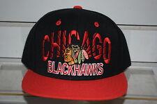 CHICAGO BLACKHAWKS NHL Hockey New snapback Reebok classic STA3 cap
