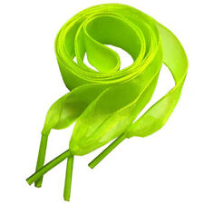 2.5cm Wide Flat Shoelaces Voile Ribbon Shoe Laces Sneaker Sport Shoes Fantastic