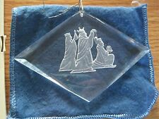 """1976 Ball Medley of Carols Christmas Ornament """"The Gifts of the Magi"""" with Box"""