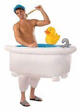 Adult Good Clean Fun Costume Inflatable Bath Tub Costume Unisex