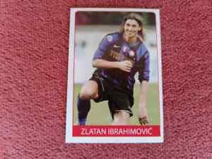 Zlatan IBRAHIMOVIC CHAMPIONS OF FOOTBALL 2009-2010 RAFO 2