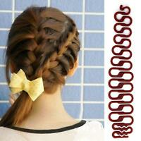 Mori Girl Hairstyles Fashion Clip Women's Curler Hair Disk Braid Fishbone