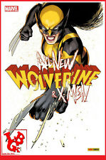 All New WOLVERINE 6 06 Nov 2016 Collector Variante X-23 Marvel Panini # NEUF #
