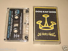 DOG EAT DOG - All Boro Kings - Cassette polish tape 1995/1105