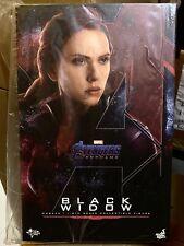 Hot Toys Black Widow Scarlett Johansson 1/6 Figure Avengers Endgame MMS533