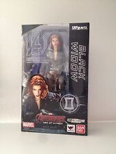 Bandai S.H.Figuarts Avengers Age of Ultron - Black Widow  ship US only