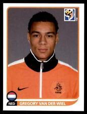 Panini World Cup 2010 - Gregory Van Der Wiel Nederland No. 341