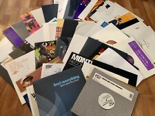 Lot of 50 HOUSE dj vinyl records ALL MINT! LISTEN!!!