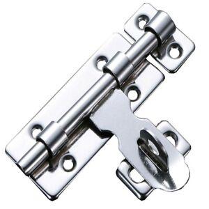 6 inch Door Lock Catch Bolt Latch Padlock Clasp High Quality UK SEL