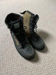 Sebago X Filson Walking Boots Black Uk Mens 7