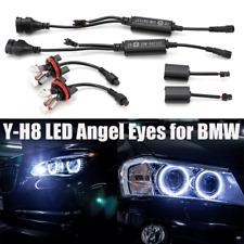 Y-H8 LED Angel Eyes Standlicht für BMW E60 E61 E71 E70 LCI E90 E91 X5 X6 Z4 E92