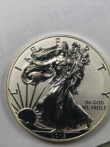 2013-W $1 - GEM Reverse Proof Silver Eagle