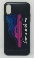 GENUINE Kendall + Kylie iPhone X Smart Phone Case Cover Bounce With Me 64 Impala