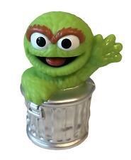 "Playskool Sesame Street Oscar the Grouch 3"" Figure New Loose"