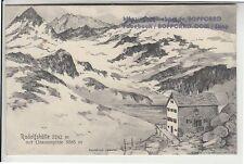 Künstler Kleinformat Ansichtskarten vor 1914 aus Österreich