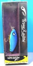 Duel Flutta Shallow Fishing Lure 60mm 9g S2001-TRBU Designed by Norio Tanabe