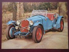 POSTCARD ALFA-ROMEO 8C-2300 1933 CAR
