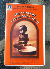 George Harrison The Concert for Bangla Desh Official Video BETA Hi-Fi NTSC 1971