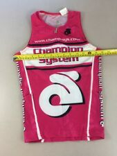 Champion System Womens Triathlon Top Size Extra Small Xs (5617-3)