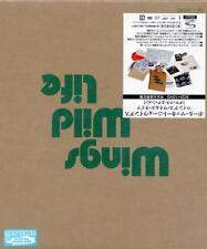 PAUL MCCARTNEY & WINGS-WILD LIFE-JAPAN 3 SHMCD+DVD+BOOK Ltd/Ed BE75