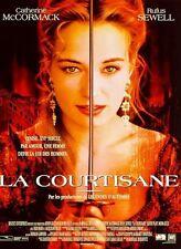 Affiche 120x160cm LA COURTISANE /DANGEROUS BEAUTY 1999 Catherine Mccormack NEUVE