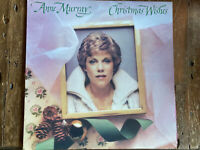 Christmas Wishes - Anne Murray - Capitol Records ‎– SN-16232 - 1981 -Vinyl LP