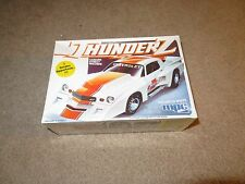 MPC Thunderz Thunder Z Chevy Camaro Street Machine 1/25 Kit MISB Sealed 1982