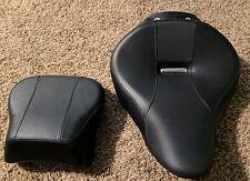 Harley breakout Sundowner seat