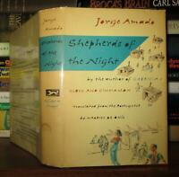 Amado, Jorge SHEPARDS OF THE NIGHT  1st Edition 2nd Printing