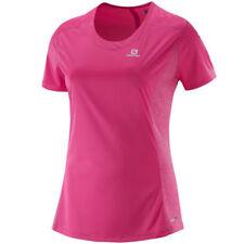 Yoga M-Kurzarm Damen-Sport-Shirts & -Tops