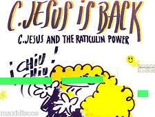 "12"" - C. Jesus And The Raticulin Power - C. Jesus Is Back (Spanish Makina 1993)"