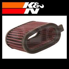 K&N Air Filter Motorcycle Air Filter-Kawasaki EL250 / ZX600R / GPX750R | KA-7587
