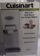 Cuisinart Ice Cream Maker Frozen Yogurt Sorbet Soft Serve - Make Fresh at Home