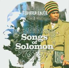 Turbulence ‎– Songs Of Solomon [New & Sealed] CD