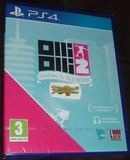 Olli Olli 2 Welcome to Olliwood Playstation 4 PS4 NEW SEALED Olli Olli2